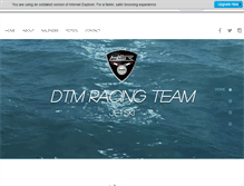 Tablet Preview of dtmracing.be